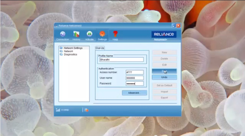 Reliance Data Card customer care number