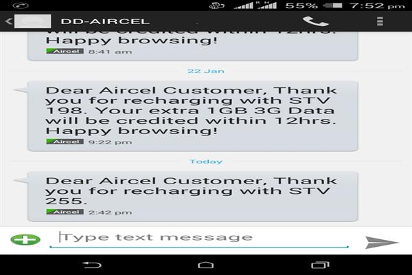 Aircel TamilNadu Phone Number Customer Care Service