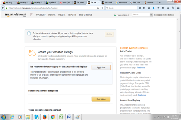 amazon seller account customer care