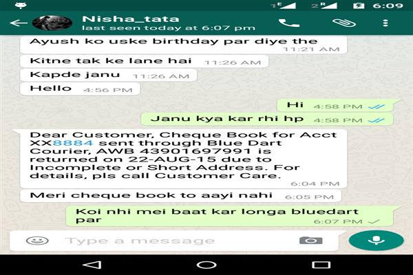 Blue Dart Agra Phone Number Customer Care Service