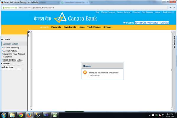 Canara Bank Phone Number Customer Care Service