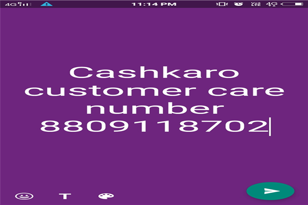 Cashkaro Phone Number Customer Care Service