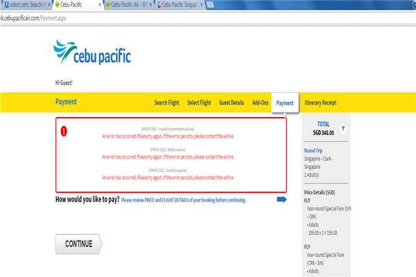 Cebu Pacific Singapore Phone Number Customer Care Service