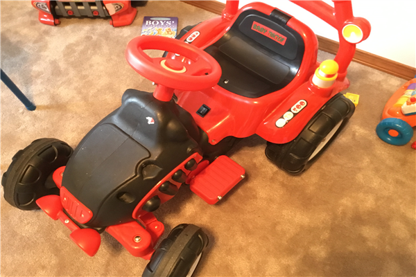 Lil Rider Tractor : Lil rider customer service phone number contact